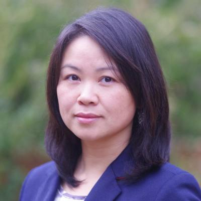 Danling Jiang, Ph.D., of the College of Business