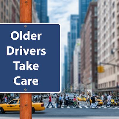 OLDER DRIVERS TAKE CARE - THUMBNAIL VERSION